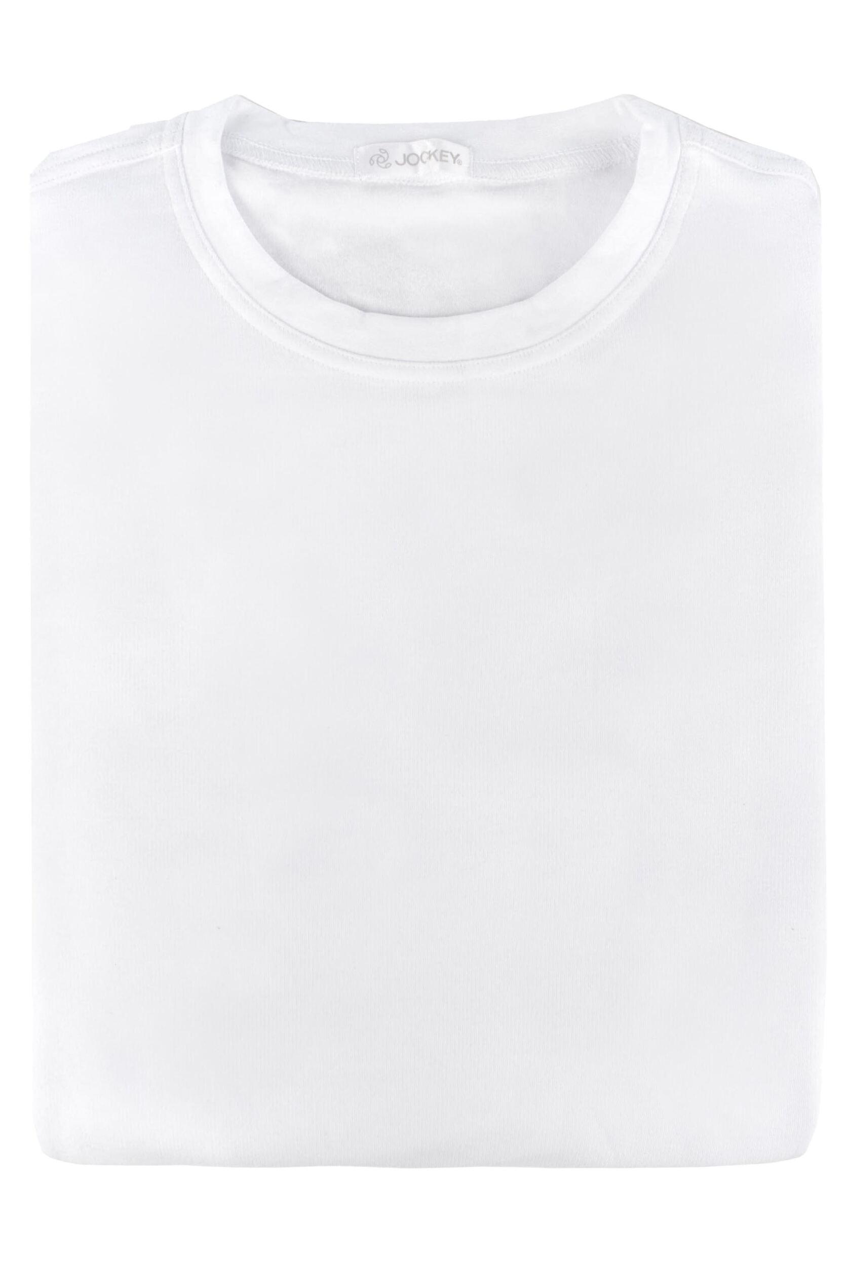 Image of Mens 1 Pack Jockey Thermal Crew Neck Long Sleeve T-Shirt