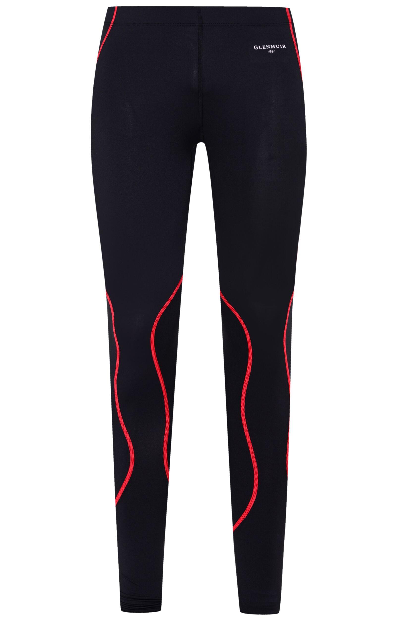 Image of Mens 1 Pack Glenmuir Compression Base Layer Leggings