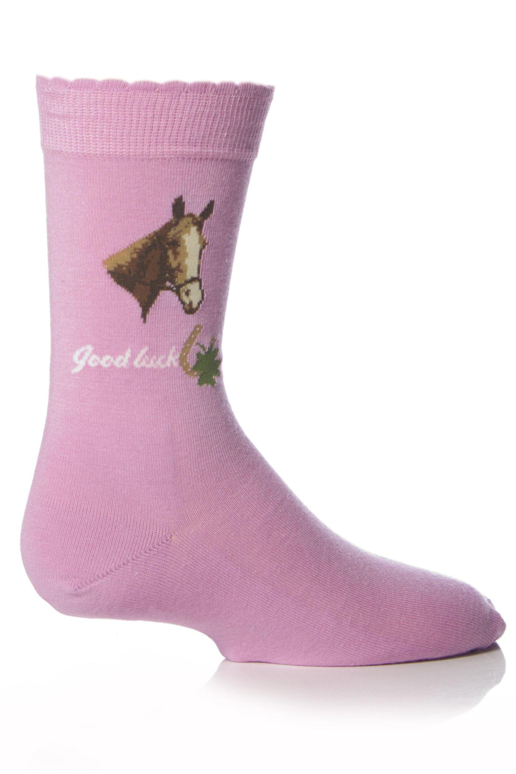 Image of Babies 1 Pair Falke Cotton Elephant Socks