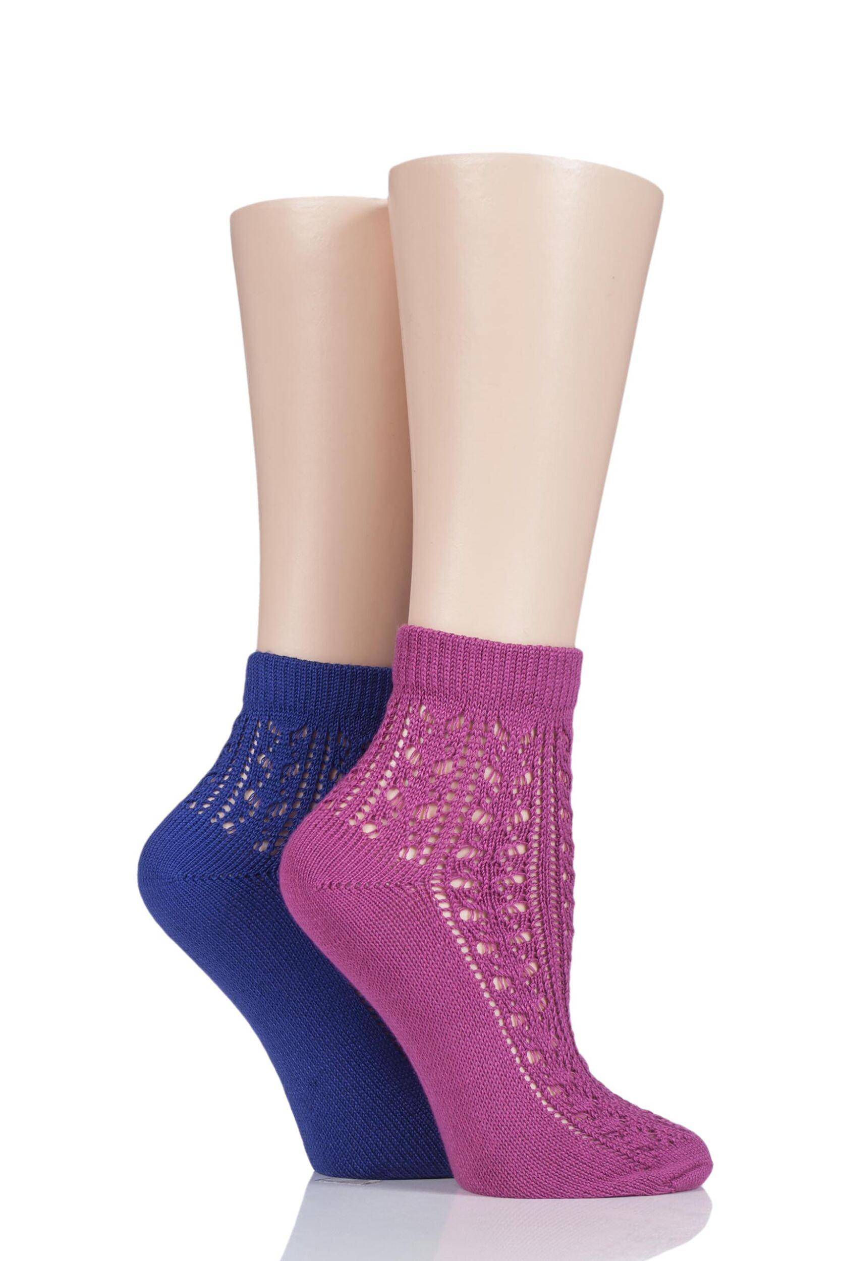 Ladies-2-Pair-Elle-Dainty-and-Delicate-Soft-Pelerine-Anklets