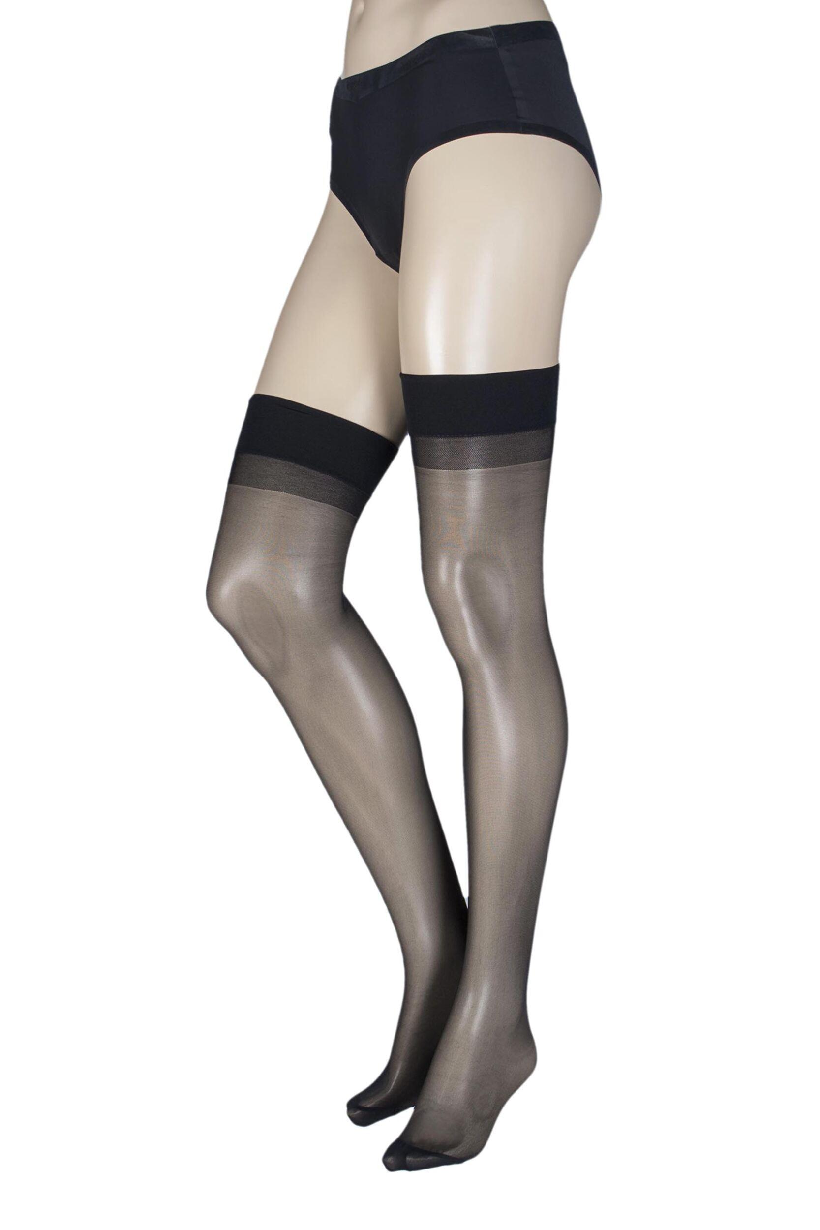 c5f6af5c0cd Trasparenze Womens Sara All Sheer Stockings Trasparenze Hosiery ...