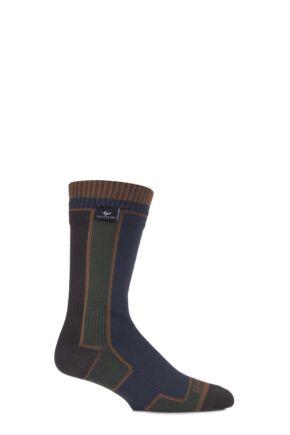 25e0689ae06 Mens and Ladies 1 Pair SealSkinz 100% Waterproof Thin Mid Length Walking  Socks