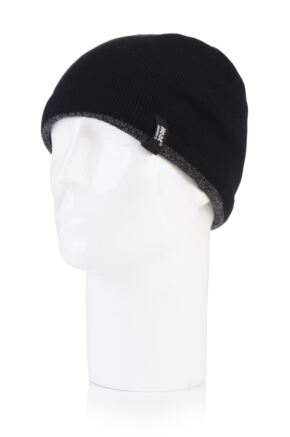 907ce06e61c Mens Heat Holders Contrast Thermal Hat from SockShop