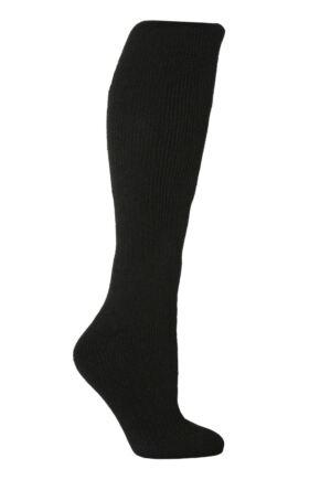 99b1cd83e65 Ladies 1 Pair SockShop Long Heat Holders Thermal Socks