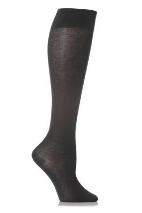 257c598bfa2 Ladies Falke Cotton Touch Knee High Socks from SockShop