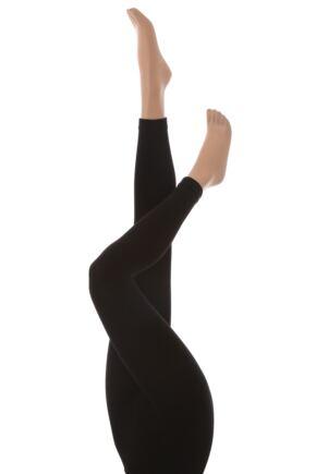 1b9b4c7f7 Ladies 1 Pair SockShop Heat Holders Thermal Leggings