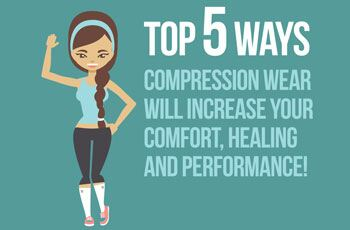 5 Reasons You Need Compression Socks in Your Life Right Now!