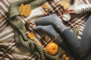 The biggest autumn/winter sock trends