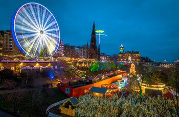 The UK's best Christmas markets