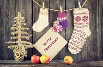 5 ways socks can give your Christmas a personal touch