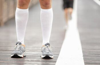 The many uses for compression socks and tights