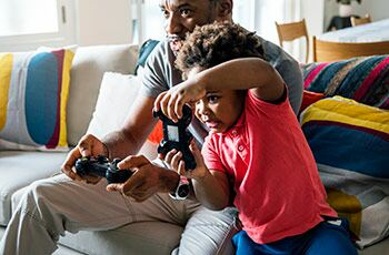 5 console games to enjoy with all the family