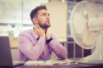 Keep your cool in the office this summer