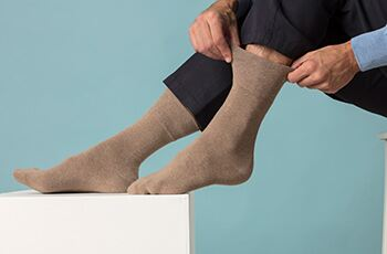 The benefits of diabetic socks