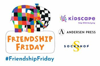 Celebrate Friendship Friday with Elmer the Patchwork Elephant