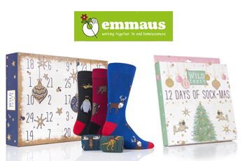 This Christmas, we're donating to Emmaus...