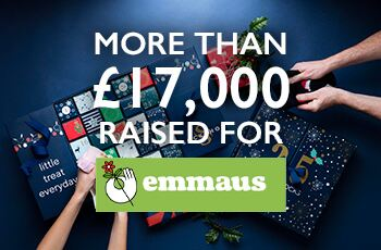 You helped to raise an amazing amount of money for homeless charity Emmaus