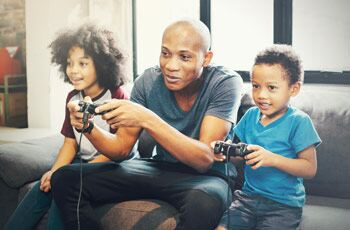 5 video games the whole family can enjoy