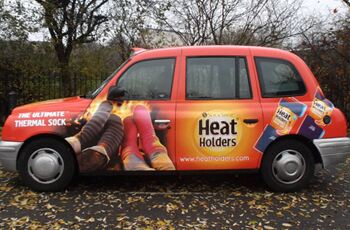 Taxi for Heat Holders!