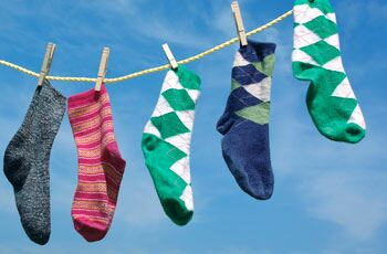 Top tips to keep your socks in pairs