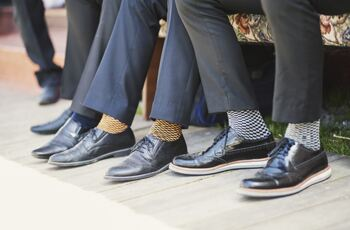 5 pairs of essential socks for men