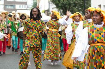 What to wear at the Notting Hill Carnival