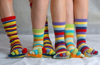 Alternatives to your classic socks