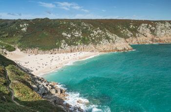 The UK's most picturesque beaches