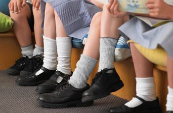 Back to school…socks and all