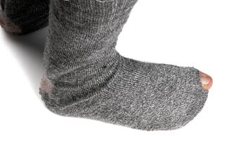 Sock wars – an end to your household debates