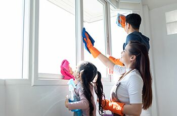 5 ways to get your kids involved with spring cleaning