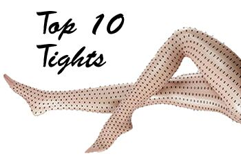 Top 10 spring/summer tights