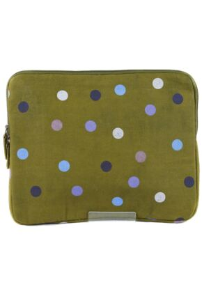 Ladies Bewitched Spots, Spots, Spots Polka Dot Design iPad Case 75% OFF Olive