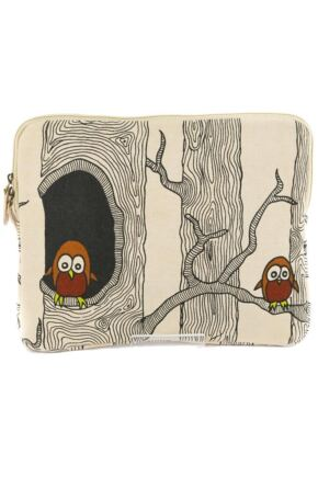Ladies Bewitched Twit-Twoo Funky Owl Design iPad Case 75% OFF