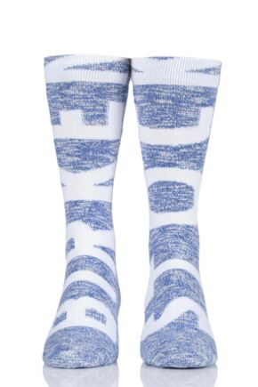 Mens 1 Pair Birkenstock Sub Logo Cotton Socks