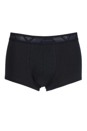 Mens 1 Pair Sloggi Shirt Stop to Keep your Shirt Tucked In Boxer Shorts