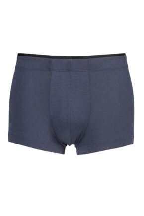 Mens 1 Pack Sloggi Sophistication Modal Hipster Shorts