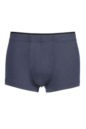 Mens 1 Pack Sloggi Sophistication Modal Hipster Shorts
