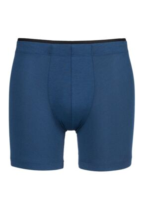 Mens 1 Pack Sloggi Sophistication Modal Boxer Shorts
