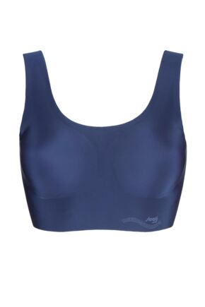 Ladies Sloggi Zero Feel Seamfree Bralette Top with Removable Pads