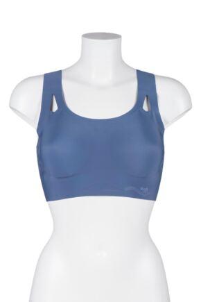 Ladies 1 Pack Sloggi ZERO Feel Sporty Gym Top