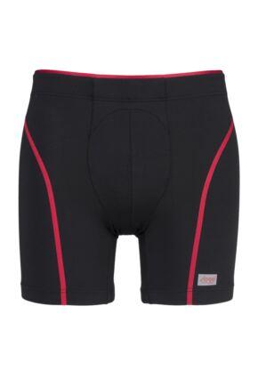Mens 1 Pack Sloggi mOve FLEX Sports Boxer Shorts