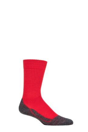 Boys and Girls 1 Pair Falke Active Warm Wool Blend Socks