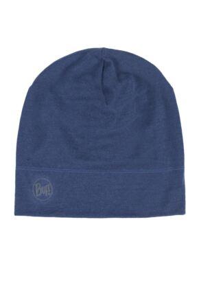 1 Pack Midweight Merino Wool BUFF Hat