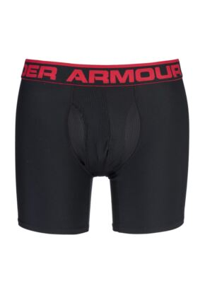 Mens 1 Pair Under Armour The Original Series BoxerJock 6-Inch Inseam Boxers