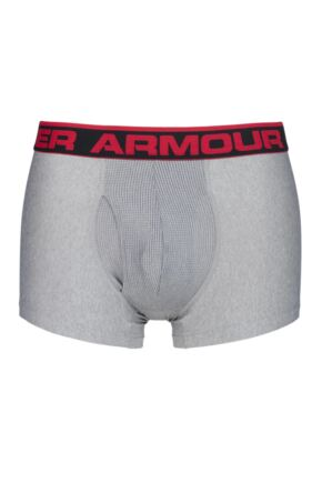 Mens 1 Pair Under Armour The Original Series BoxerJock 3-Inch Inseam Boxers 33% OFF Grey S