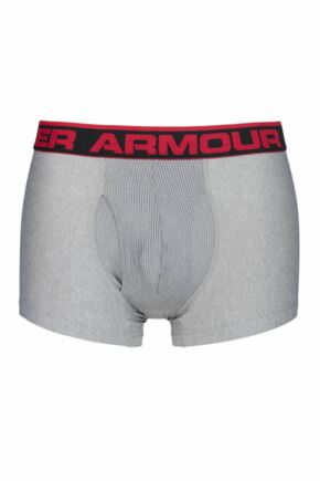 Mens 1 Pair Under Armour The Original Series BoxerJock 3-Inch Inseam Boxers 33% OFF Grey L