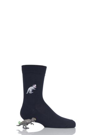 Boys and Girls 1 Pair Falke Limited Edition Schleich Toy and Socks Set T-Rex 27-30 Boys and Girls