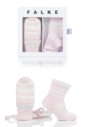 Babies Falke Socks and Mittens Gift Box