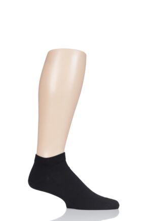 Mens 1 Pair Falke Cool 24/7 Cotton Sneaker Socks